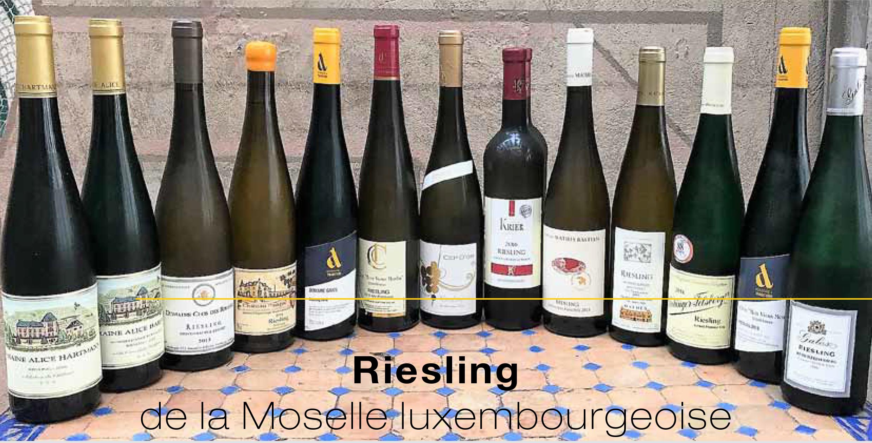 Riesling de la Moselle luxembourgeoise